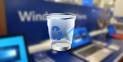 خالی کردن خودکار سطل آشغال ویندوز , سطل آشغال ویندوز