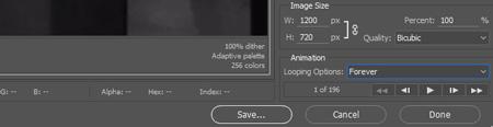 آموزش ساخت تصاویر متحرک با فتوشاپ,ساخت فایل گیف