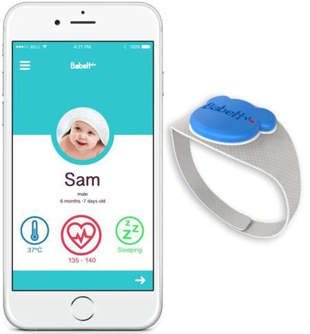 فناوري جدید, دستبند هوشمند