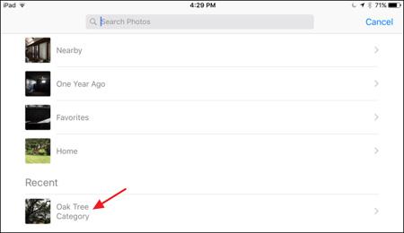 اپلیکیشن Photos , قابلیت های جدید اپلیکیشن Photos