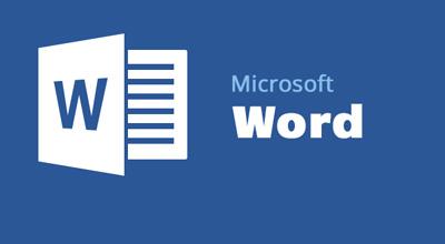 آموزش نرم افزار word, کلید های میانبر در نرم افزار word