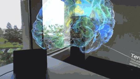 عینک های مجازی , تصاویر سه بعدی