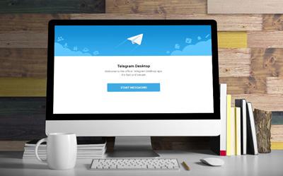 کلیدهای میانبر تلگرام دسکتاپ, تلگرام نسخهی دسکتاپ