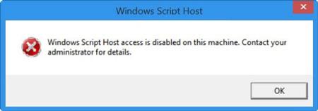 ایمیلهای مخرب ,  جاوا اسکریپت