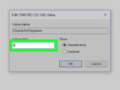 مشکل windows defender,غیرفعالسازی windows defender