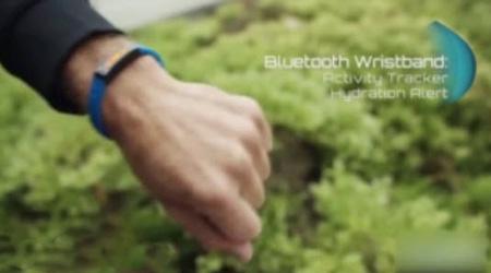 اختراع جدید و عجیب , دستبند هوشمند