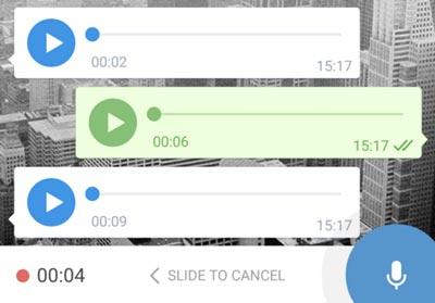 نرم افزار پیام رسان تلگرام ,  ربات تلگرام