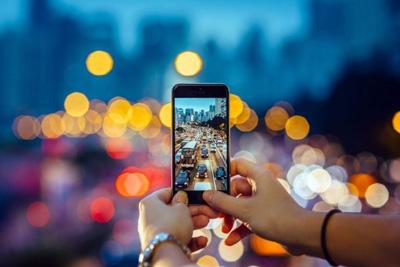 آموزش از پایه عکاسی با موبایل , عکسبرداری با موبایل