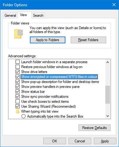 اضافه کردن رنگ به ویندوز 10, ترفندهای کامپیوتری