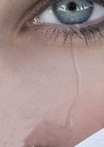 آموزش ایجاد اشک در تصویر
