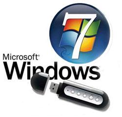 آموزش نصب ویندوز ۷ از روی فلش USB Drive