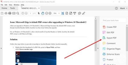 بهترین راه برای تبدیل فایل های pdf به word, برنامه تبدیل فایل های pdf به word