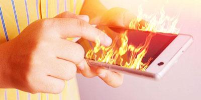 خنک ماندن گوشی هوشمند, حل مشکل داغ شدن گوشی