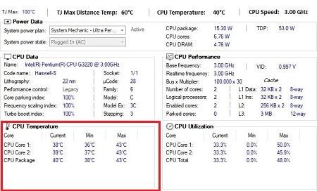 حل مشکل داغ شدن CPU در ویندوز ۱۰, علت داغ شدن CPU در ویندوز ۱۰, مشکل داغ شدن cpu