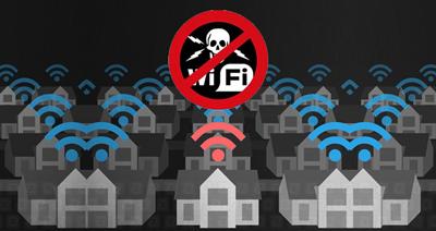 نرم افزار انروید برای جلوگیری از سرقت وای فای, نرم افزار جلوگیری از سرقت وای فای