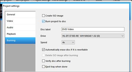 رایت DVD با نرم افزار DVD FLICK, دانلود نرم افزار رایت dvd