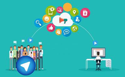 آموزش تبلیغات در تلگرام, تبلیغات بازدیدی تلگرام