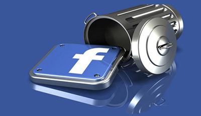 طریقه حذف اکانت فیس بوک, نحوه حذف اکانت فیس بوک