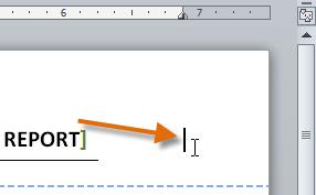 آموزش نحوه نوشتن پاورقی در ورد