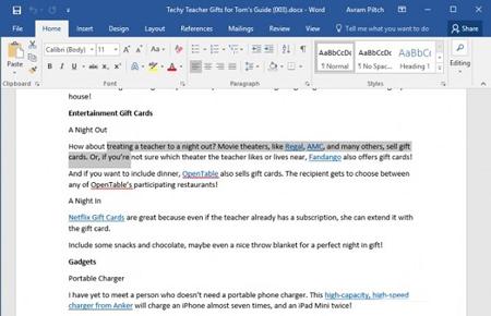 کلید میانبر صفحه کلید ویندوز, ترفندهای کامپیوتری