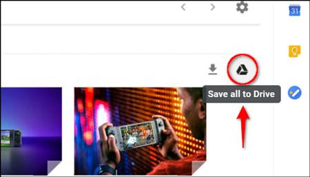 پیوست های Gmail را در Google Drive ذخیره کنید