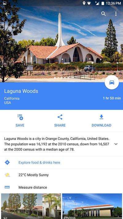 نقشه گوگل مپ, گوگل مپ آفلاین, استفاده از گوگل مپ