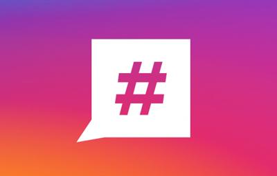 هشتگگذاری در اینستاگرام, شبکه اجتماعی