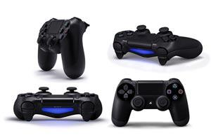 امکانات Dual Shock 4,کنترلر پلیاستیشن,کنترلرهای  PS4سونی