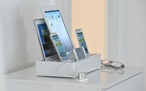 شارژر گوشی,سریعترین شارژر جهان,شارژر All-Dock