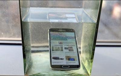 گوشی Galaxy S5,ویژگیهای گوشی  Galaxy S5,گلکسی اس 5