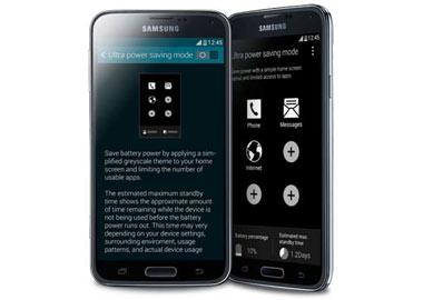 گوشی هوشمند,Samsung Galaxy S5,مشخصات گوشی گلکسی