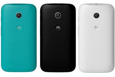 گوشی موتورولا Moto E,ویژگیهای گوشی موتورولا,مشخصات گوشی موتورولا