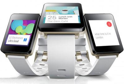 ساعتهای هوشمند,ساعت هوشمند G Watch,ساعت هوشمندGear Live