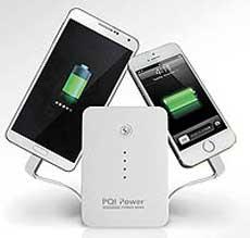 شارژر همراه تبلت,وِیژگیهای شارژر PQI Power,شارژر
