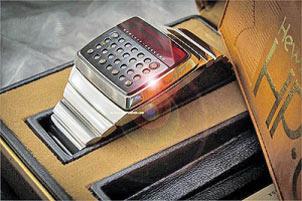 ساعت,ساعت ماشین حساب,ساعت هوشمند لوکس