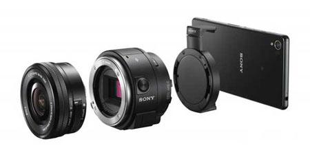 گوشی اکسپریا Z3 سونی,لنزهای هوشمند جدید QX1 سونی(http://www.oojal.rzb.ir/post/1136)