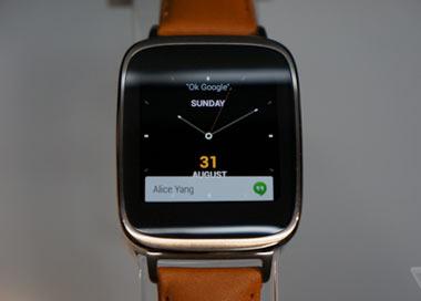 ساعت هوشمند,ساعت هوشمند ZenWatch,ساعت هوشمند زن واچ