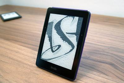 کتاب خوان آمازون,کتاب خوان Kindle Voyage,مشخصات کتاب خوان آمازون