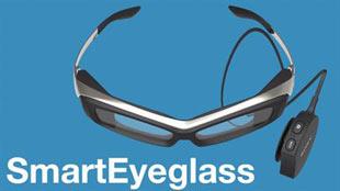عینک,عینک هوشمند,عینک هوشمند سونی