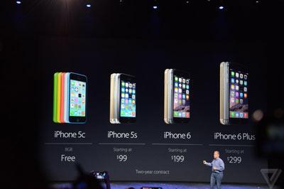 آیفون 6,نکسوس 6,گوشی Nexus 6  گوگل