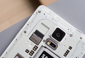 گلکسی نوت ۴,تلفن هوشمند  Galaxy Note 4,گوشی