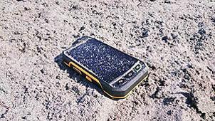 Sonim XP7؛ بهترین گوشی ضدحرارت اندرویدی