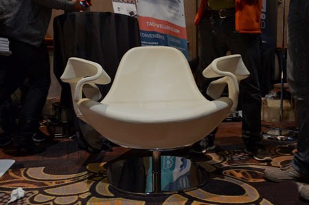 صندلی Tao Chair,ویژگیهای صندلی Tao Chair,سوزاندن کالری