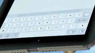 گوشی,صفحه کلید Phorm ,صفحه کلید
