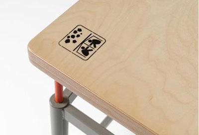 میز ضد زلزله, زلزله, اختراع ميز ضد زلزله