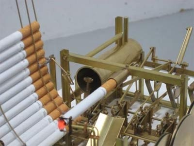 ماشین سیگارکش,اختراعات جدید,اختراعات عجیب غریب