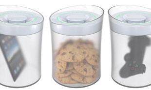 ظرف شیرینی خوری هوشمند,ظرف هوشمند,اختراعات جدید