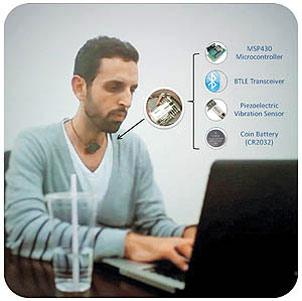 کاهش وزن,گردنبند هوشمند WearSens,اختراعات جدید