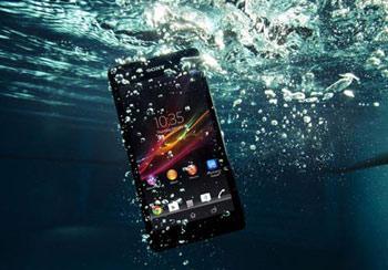 سونی اکسپریا Z3, ساعت های ضد آب, گلکسی اس ۵, فناوریهای نوین, گجت های الکتریکی مقاوم در برابر آب, گوشی های ضد آب,گجت های الکتریکی, اخبار تکنولوژی