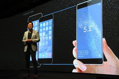 ویژگیهای گوشی هواوی P8,گوشی هواوی P8, گوشی هواوی